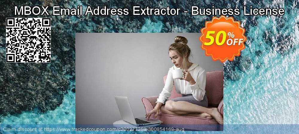 Claim 50% OFF MBOX Email Address Extractor - Business License Coupon discount February, 2020