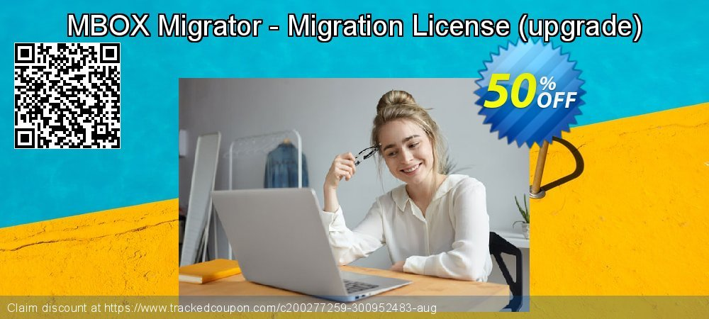 Claim 50% OFF MBOX Migrator - Migration License - upgrade Coupon discount February, 2020