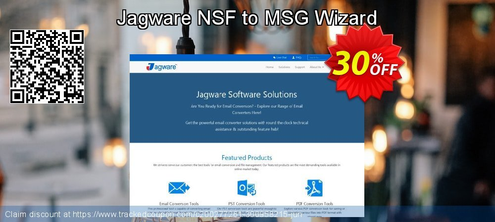 Claim 30% OFF Jagware NSF to MSG Wizard Coupon discount September, 2020