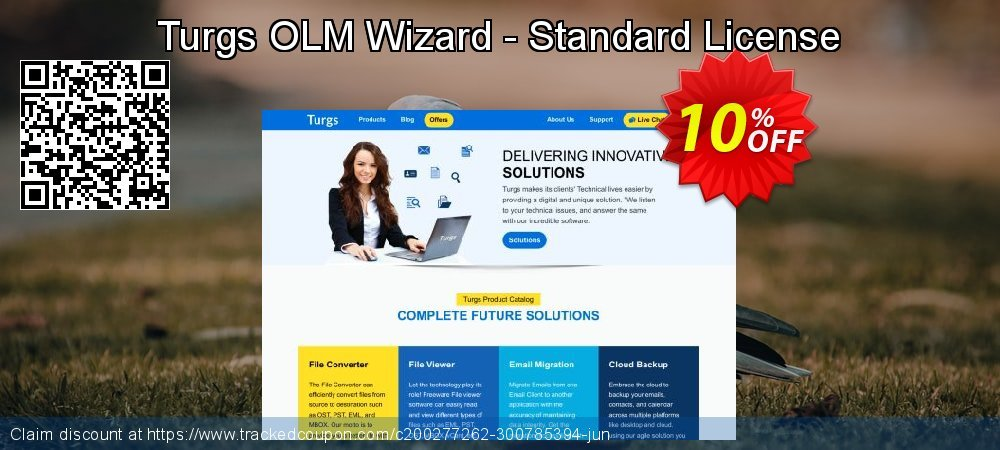 Turgs OLM Wizard - Standard License coupon on Lazy Mom's Day offer