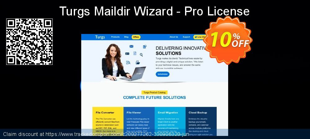 Turgs Maildir Wizard - Pro License coupon on American Chess Day offering discount