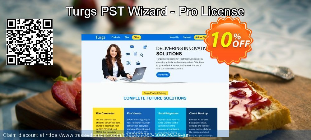 Turgs PST Wizard - Pro License coupon on Cheese Pizza Day promotions