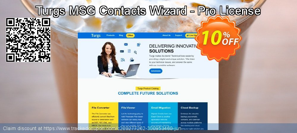 Turgs MSG Contacts Wizard - Pro License coupon on Sexual Health Day offer