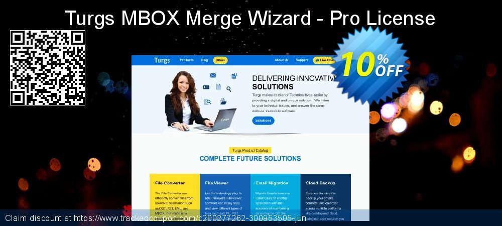 Turgs MBOX Merge Wizard - Pro License coupon on National Family Day offer