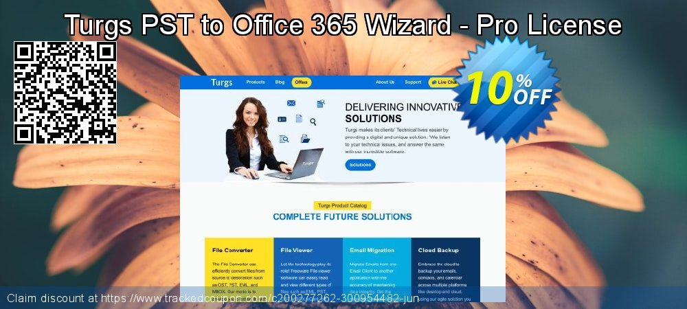 Turgs PST to Office 365 Wizard - Pro License coupon on American Chess Day discounts