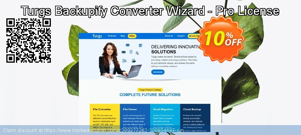 Turgs Backupify Converter Wizard - Pro License coupon on Wildlife month offering sales