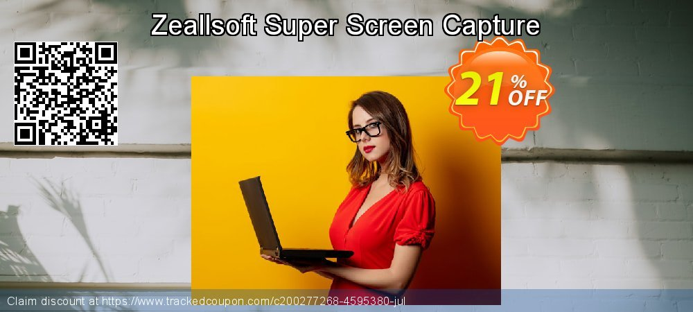 Zeallsoft Super Screen Capture coupon on National Coffee Day discount