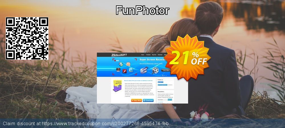 Zeallsoft FunPhotor coupon on Cheese Pizza Day discounts
