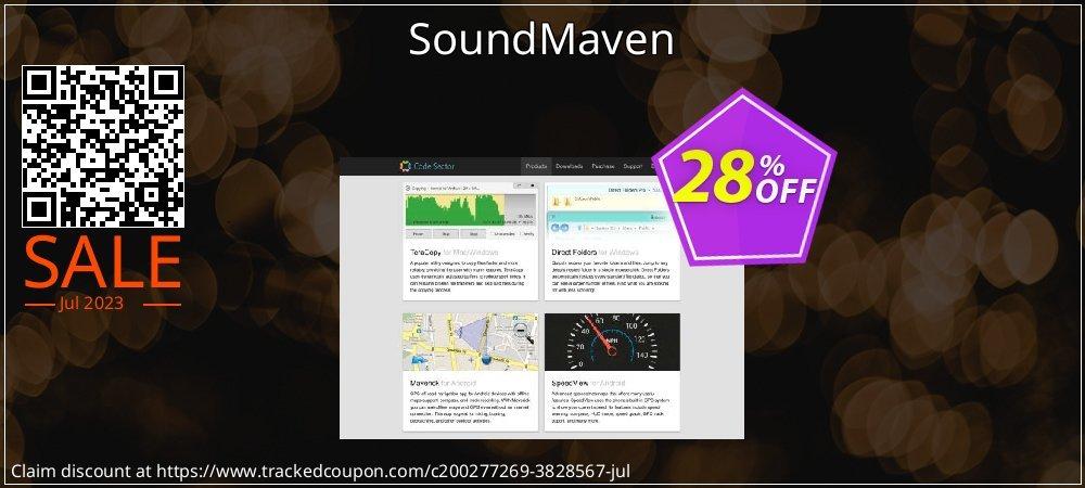 SoundMaven coupon on Grandparents Day sales