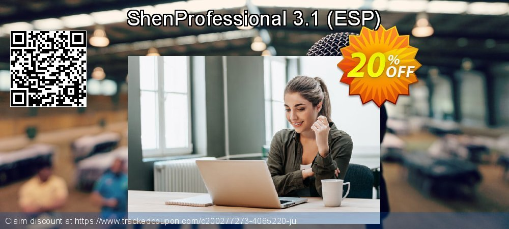 ShenProfessional 3.1 - ESP  coupon on World Bollywood Day offer