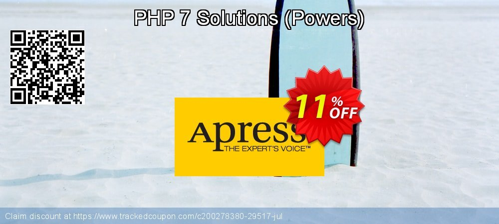 Get 10% OFF PHP 7 Solutions (Powers) discounts
