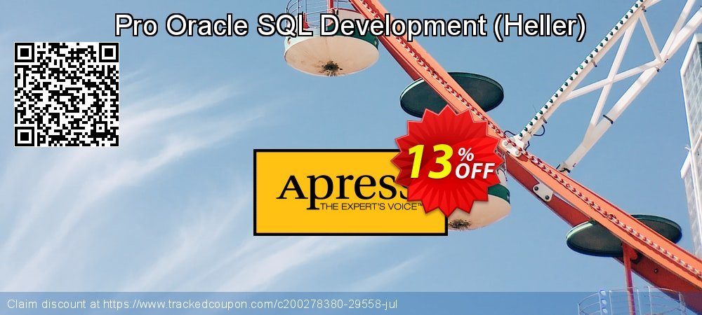 Pro Oracle SQL Development - Heller  coupon on Happy New Year offering discount