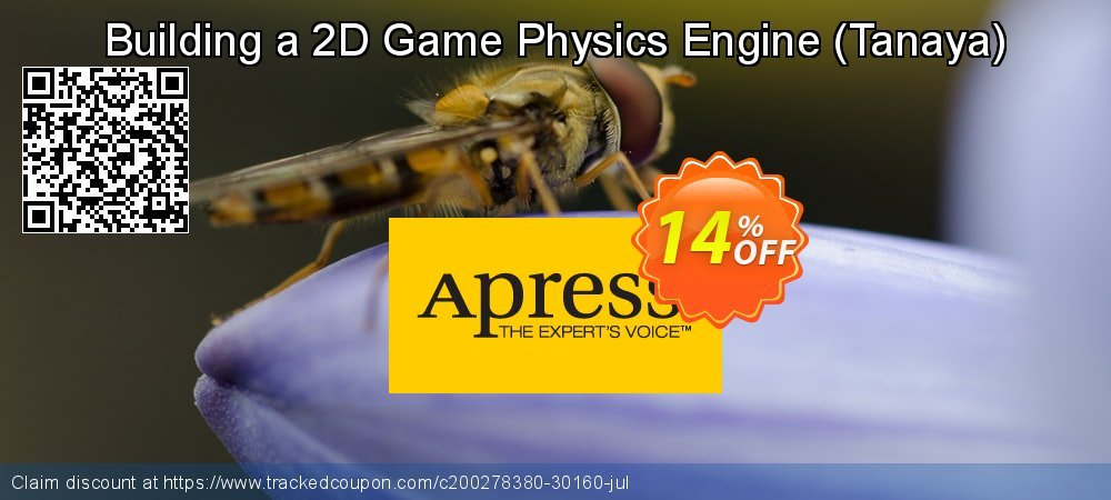 Get 10% OFF Building a 2D Game Physics Engine (Tanaya) offering sales