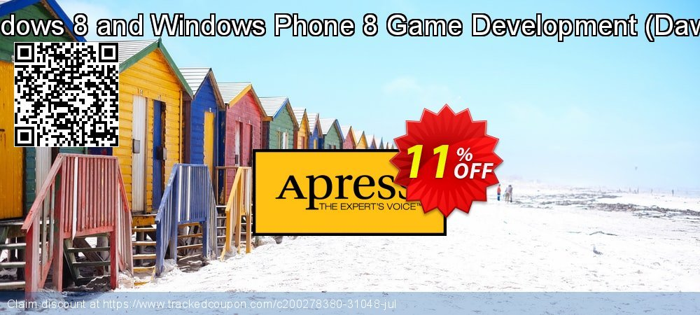 Get 10% OFF Windows 8 and Windows Phone 8 Game Development (Dawes) offering sales