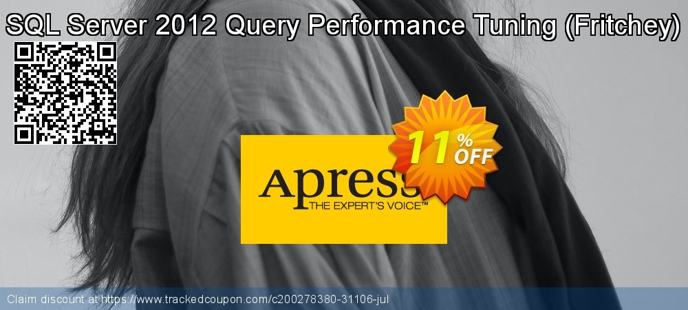 SQL Server 2012 Query Performance Tuning - Fritchey  coupon on Thanksgiving offering sales