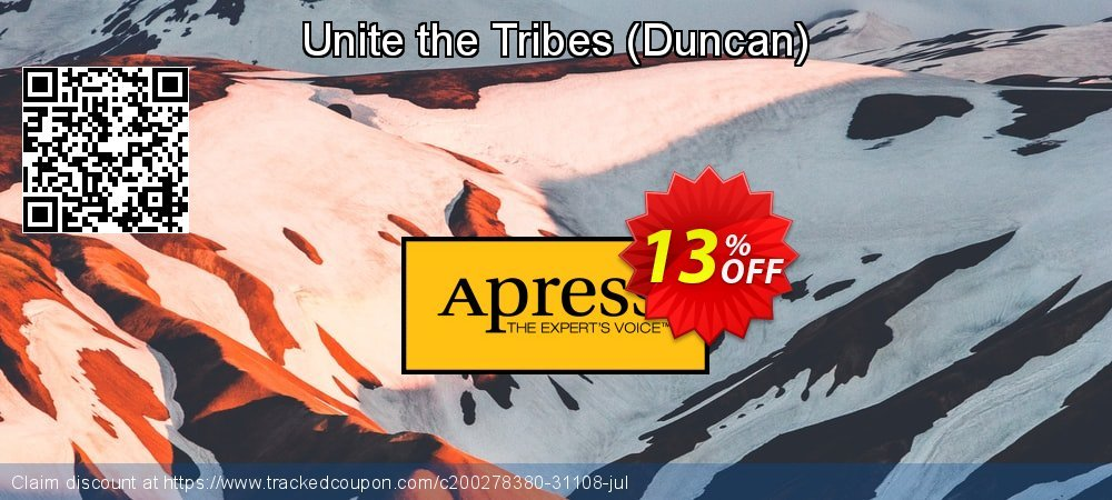Unite the Tribes - Duncan  coupon on Thanksgiving discounts
