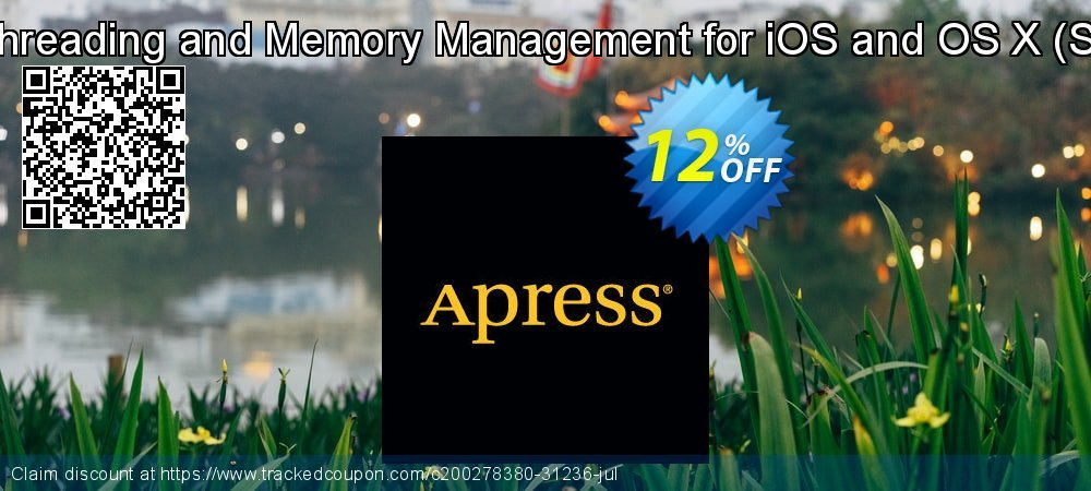 Get 10% OFF Pro Multithreading and Memory Management for iOS and OS X (Sakamoto) offering discount