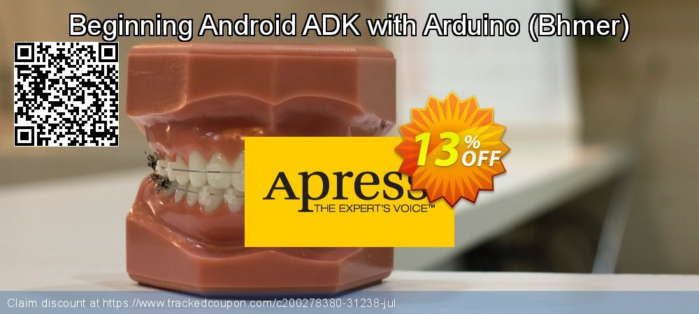Get 10% OFF Beginning Android ADK with Arduino (Bhmer) offering sales