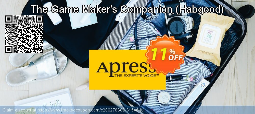 Get 10% OFF The Game Maker's Companion (Habgood) offering sales