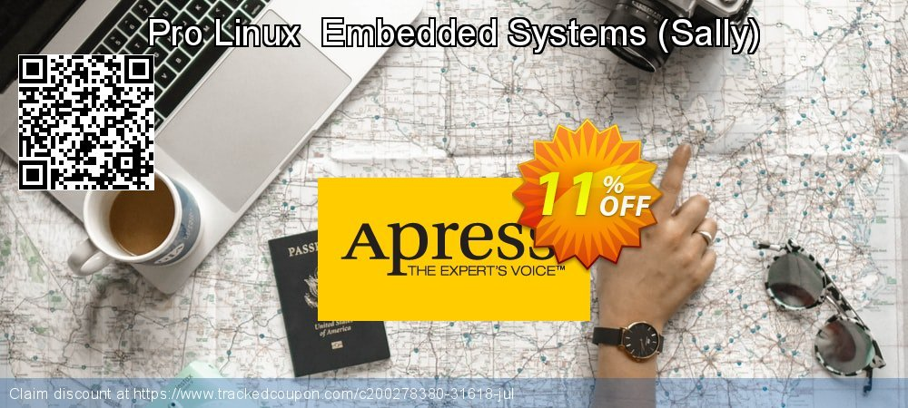 Get 10% OFF Pro Linux Embedded Systems (Sally) promo sales
