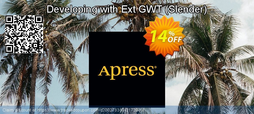Get 10% OFF Developing with Ext GWT (Slender) discounts