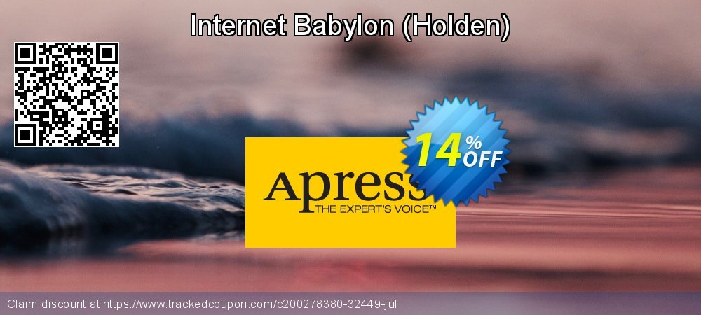 Internet Babylon - Holden  coupon on Xmas Day promotions