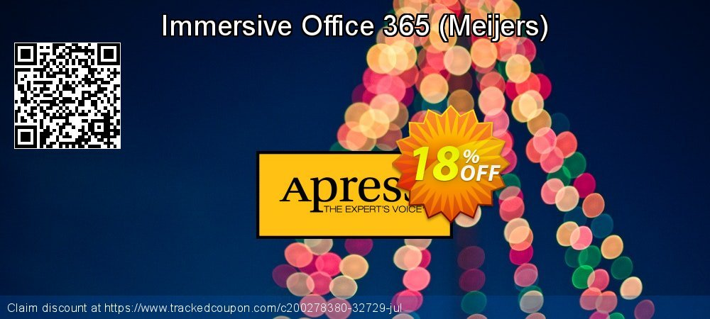 Get 10% OFF Immersive Office 365 (Meijers) offering sales