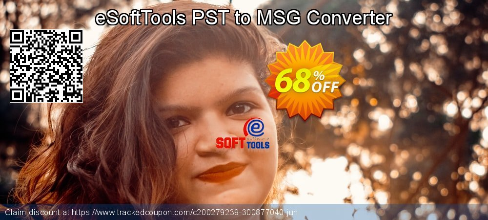 Get 67% OFF eSoftTools PST to MSG Converter offering sales