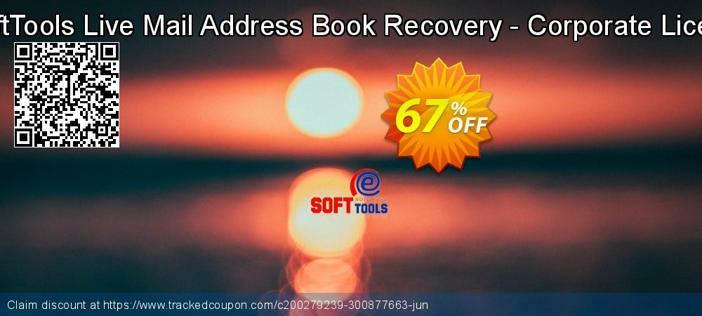 Get 67% OFF eSoftTools Live Mail Address Book Recovery - Corporate License promo sales