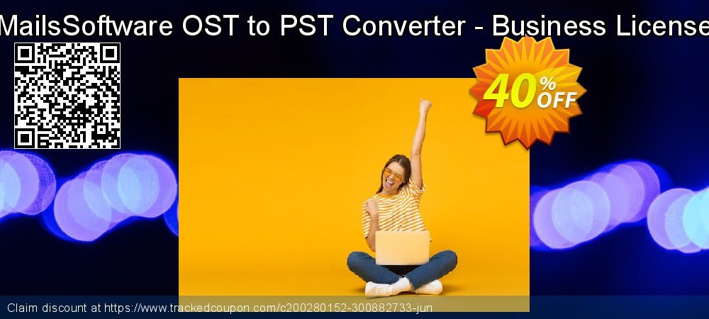 MailsSoftware OST to PST Converter - Business License coupon on Easter Sunday offer