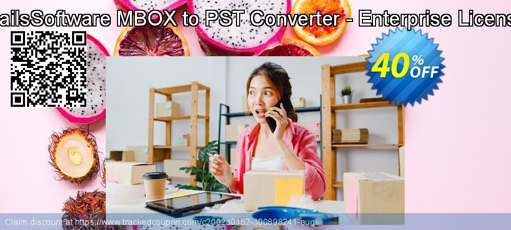 MailsSoftware MBOX to PST Converter - Enterprise License coupon on Easter Sunday discount