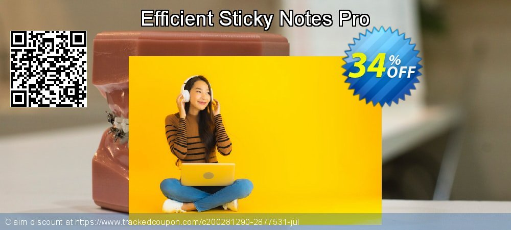 Get 30% OFF Efficient Sticky Notes Pro sales