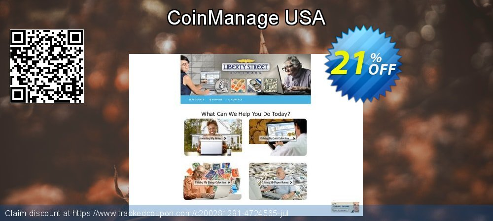 CoinManage USA coupon on Back-to-School event deals