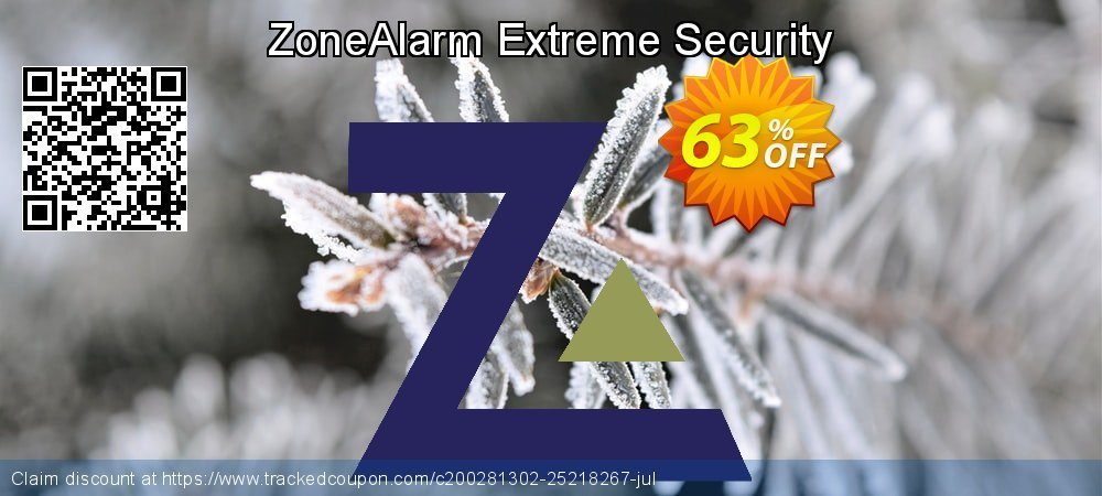ZoneAlarm Extreme Security coupon on Lunar New Year offering sales