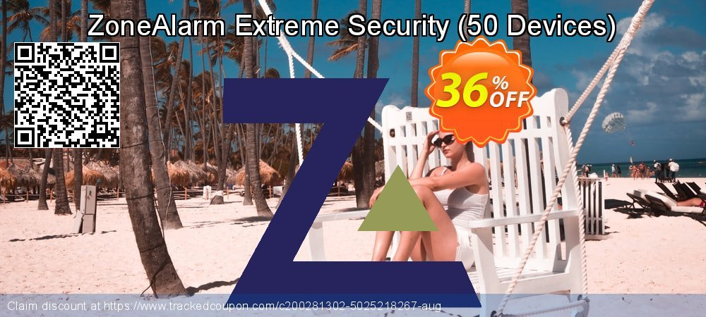 ZoneAlarm Extreme Security - 50 Devices  coupon on Lunar New Year deals
