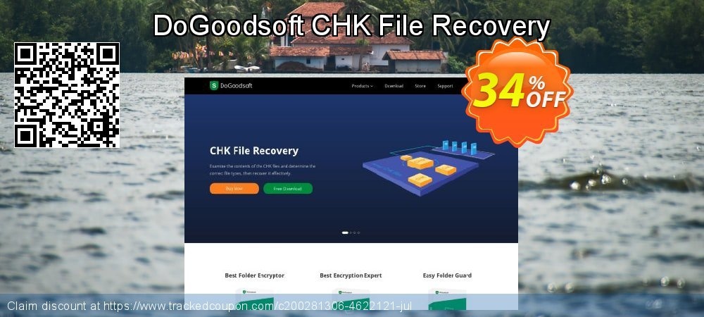 Claim 24% OFF DoGoodsoft CHK File Recovery Coupon discount August, 2020
