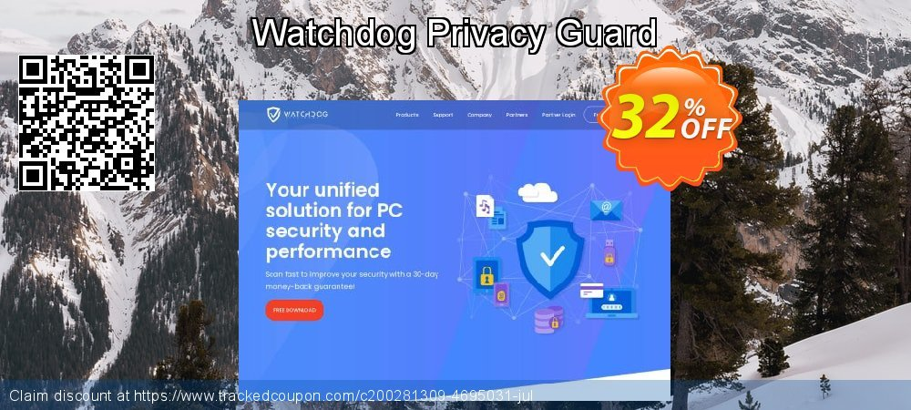Watchdog Privacy Guard coupon on Lunar New Year discounts