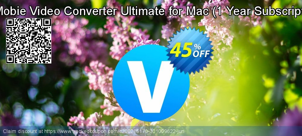 VidMobie Video Converter Ultimate for Mac - 1 Year Subscription  coupon on World Bicycle Day promotions