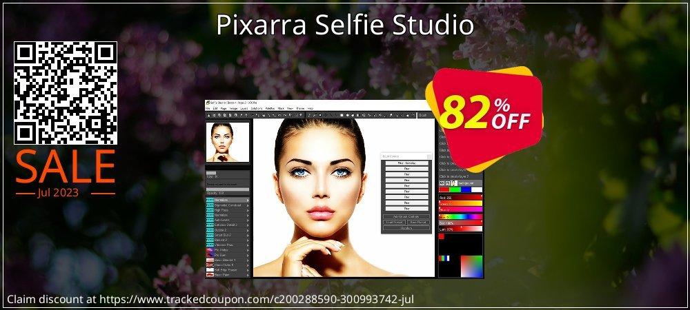 Get 80% OFF Pixarra Selfie Studio offering sales