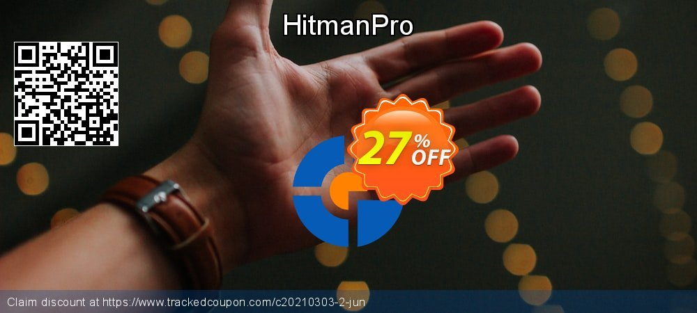 HitmanPro coupon on World Bicycle Day promotions