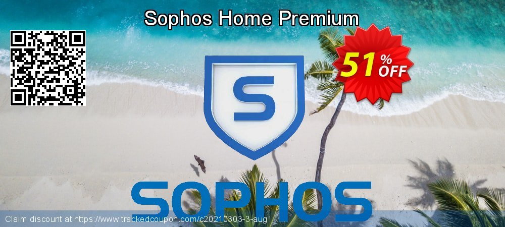 Sophos Home Premium coupon on Social Media Day sales