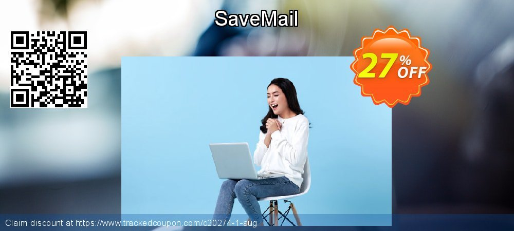 Get 25% OFF SaveMail offering sales