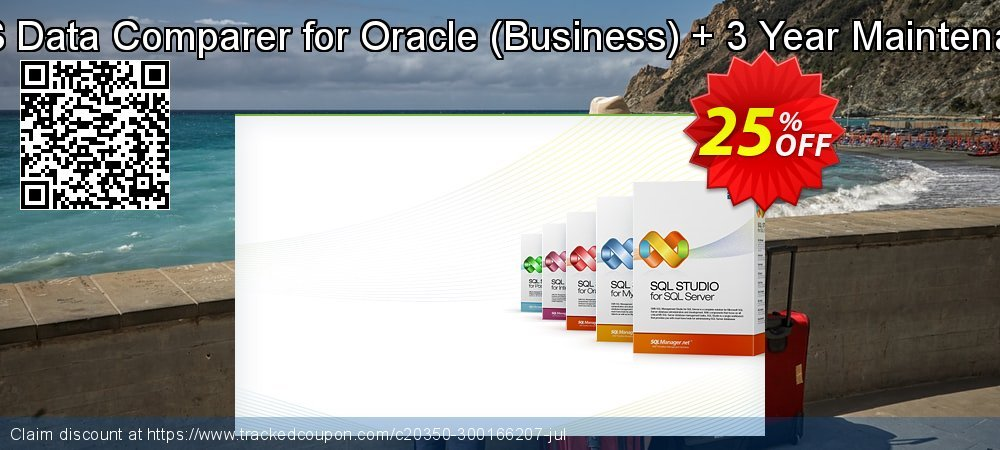 EMS Data Comparer for Oracle - Business + 3 Year Maintenance coupon on Exclusive Student discount super sale