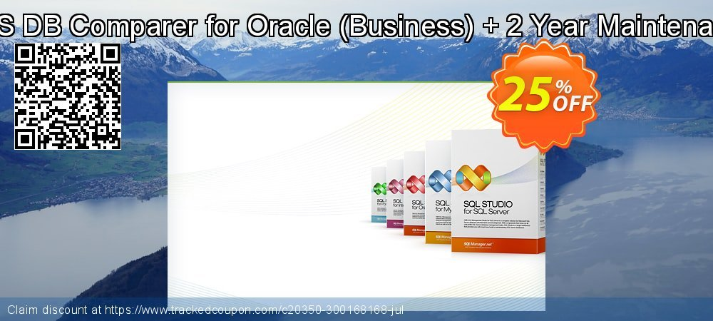 EMS DB Comparer for Oracle - Business + 2 Year Maintenance coupon on Back to School promotion offering sales