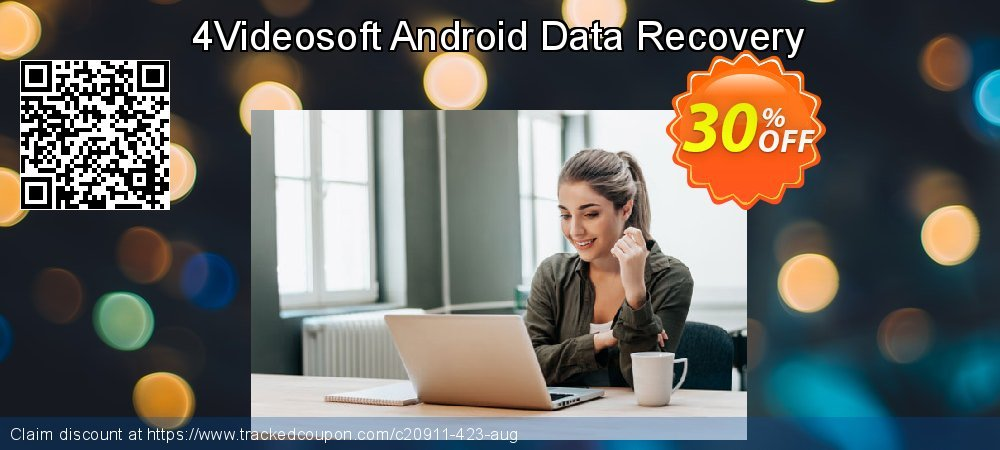 Claim 30% OFF 4Videosoft Android Data Recovery Coupon discount August, 2019