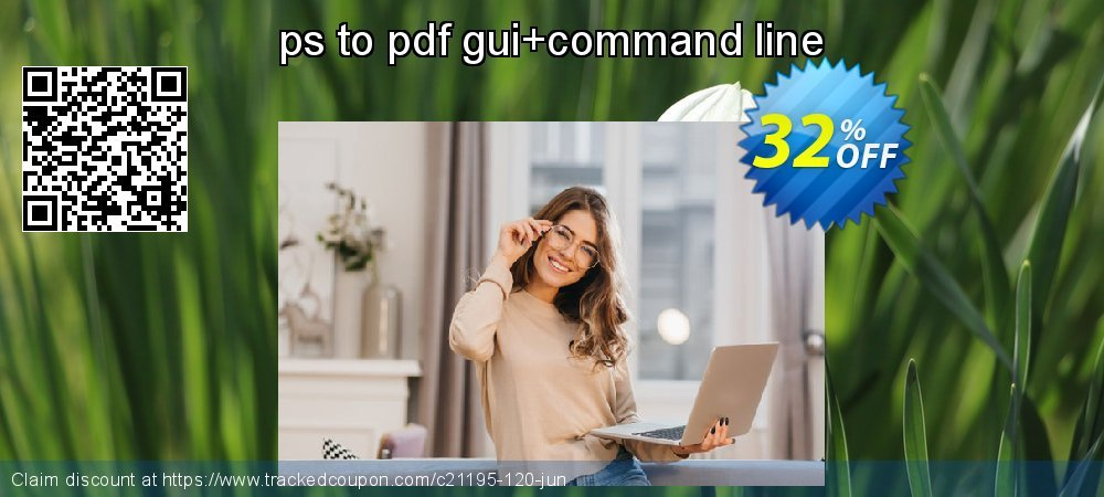 ps to pdf gui+command line coupon on Back to School deals sales