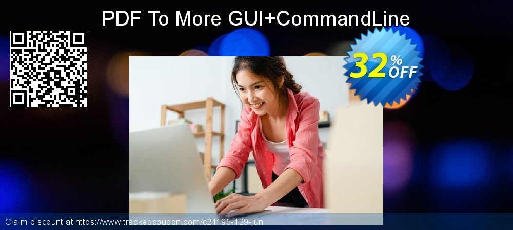 PDF To More GUI+CommandLine coupon on University Student offer sales