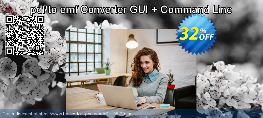 pdf to emf Converter GUI + Command Line coupon on Exclusive Teacher discount sales