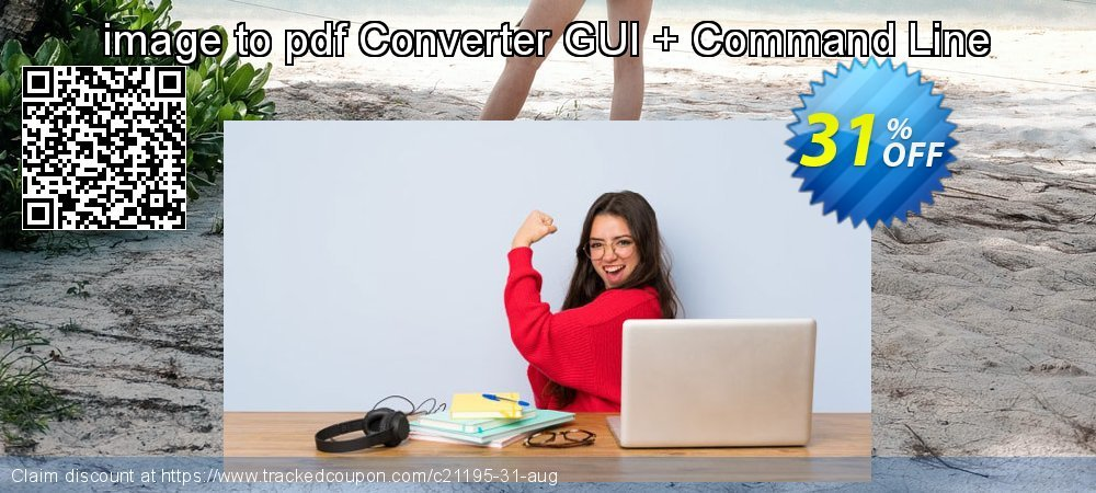 image to pdf Converter GUI + Command Line coupon on University Student offer deals