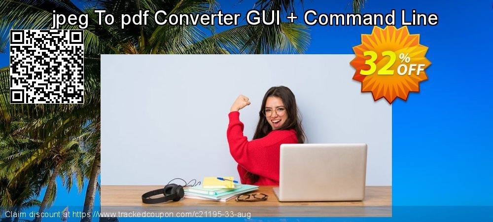 jpeg To pdf Converter GUI + Command Line coupon on Teacher deals discount